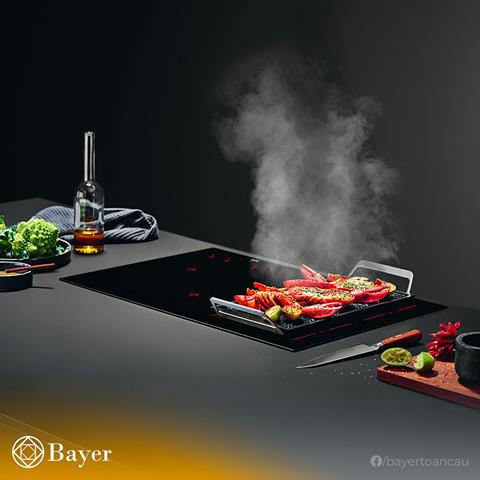 bếp điện từ bayer